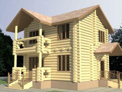 Проект дома на 69,3 м2